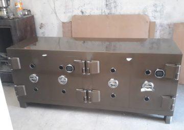 Banko Tipi Çelik Kasa KLS 2000